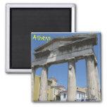 Imán de Atenas Grecia