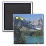 Imán de Banff Canadá