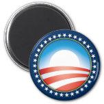 Imán de Barack Obama