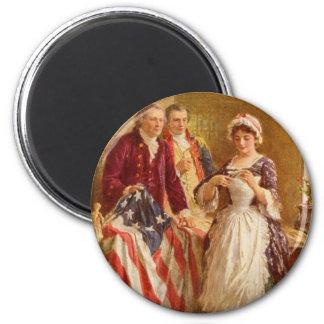 Imán de Betsy Ross