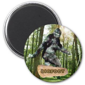 Imán de Bigfoot