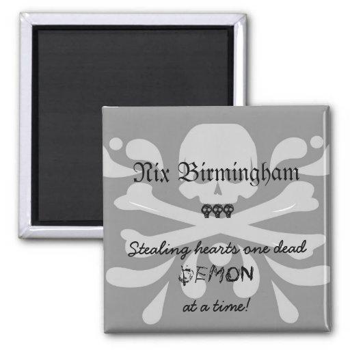 Imán de Birmingham del Nix
