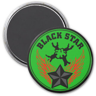 Imán de Blackstar Skydiving del equipo