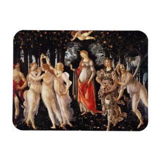 Imán de Botticelli Primavera
