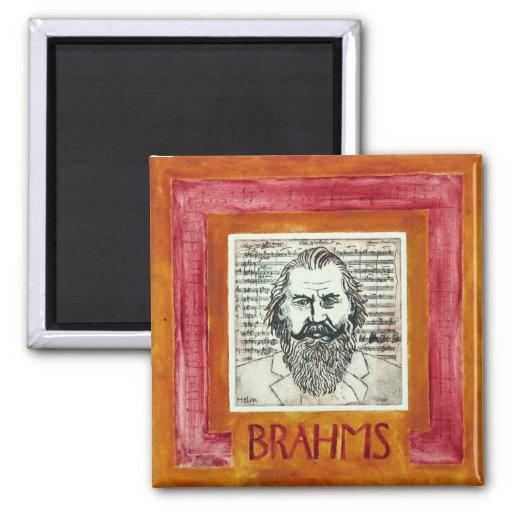 Imán de Brahms