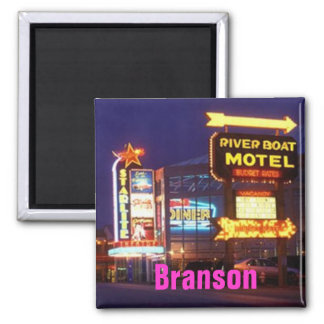 Imán de Branson Missouri