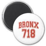 Imán de Bronx 718
