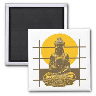 Imán de Buda