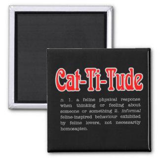 Imán de CaTTitude
