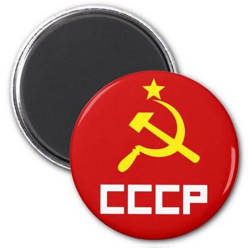 Imán de CCCP