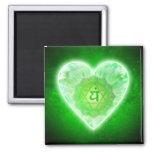 Imán de Chakra del corazón