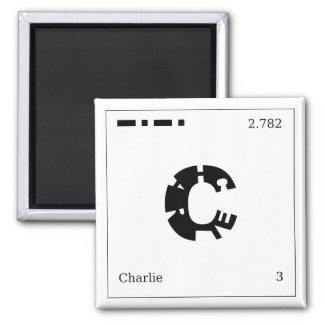 Imán de Charlie