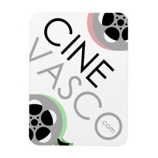 Imán de Cine Vasco Imán Flexible