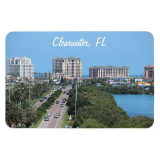 Imán de Clearwater la Florida