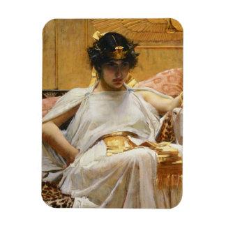 Imán de Cleopatra del Waterhouse