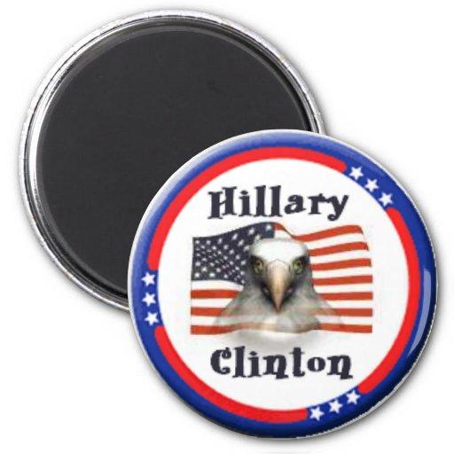 Imán de Clinton Eagle