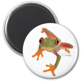 Imán de Crazy Frog