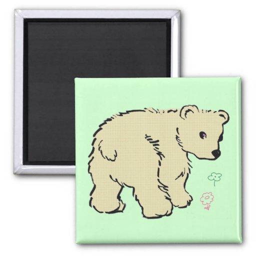 Imán de Cub de oso