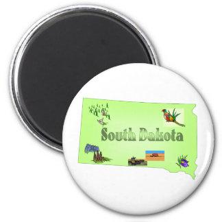 Imán de Dakota del Sur
