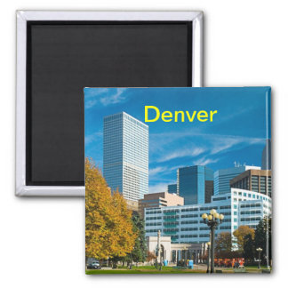 Imán de Denver