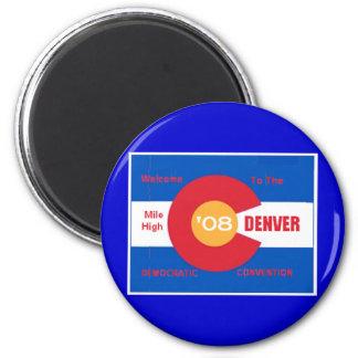 Imán de Denver del convenio de DNC