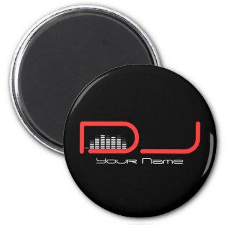 Imán de DJ