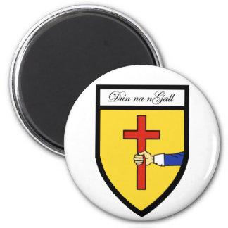 Imán de Donegal del condado