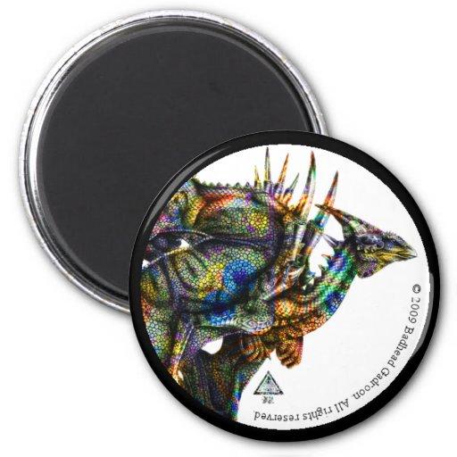 Imán de Dragongiant (color)