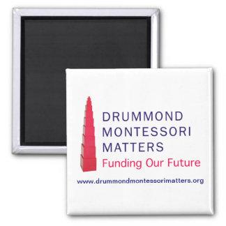 Imán de Drummond Montessori