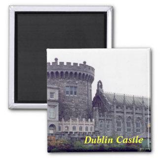 Imán de DublinCastle Irlanda