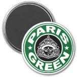 Imán de Durga del verde de París