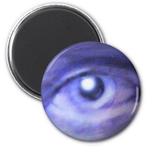 Imán de EFII - ojo