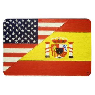 Imán de Espana y Los Estados Unidos