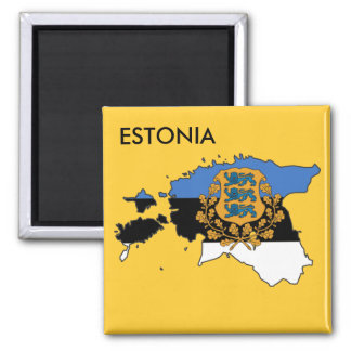 ¡Imán de Estonia!