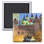 Imán de Excalibur Las Vegas