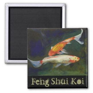Imán de Feng Shui Koi