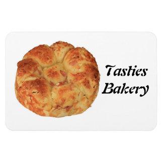Imán de Flexi de la panadería