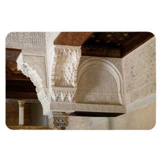 Imán de Flexi de los interiores de Alhambra