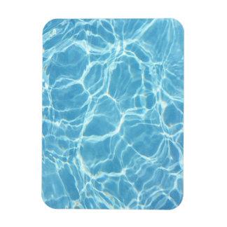 Imán de Flexi del agua de la piscina