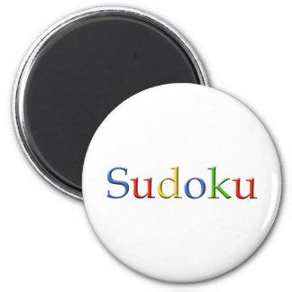 Imán de Google Sudoku