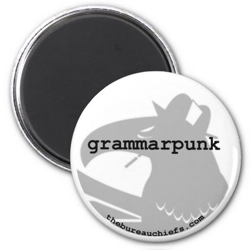 Imán de Grammarpunk
