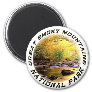 Imán de Great Smoky Mountains NP