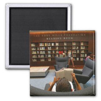 Imán de Guillermo H. Hannon Library