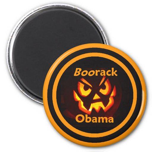 Imán de Halloween BOORACK Obama