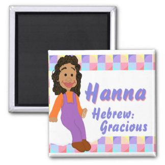 Imán de Hanna