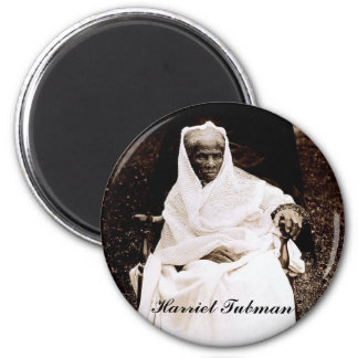 Imán de Harriet Tubman