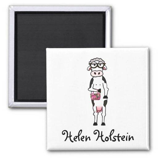 Imán de Helen Holstein