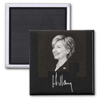 Imán de Hillary Clinton