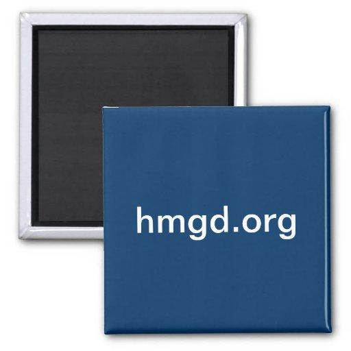 Imán de HMGD