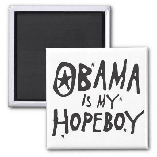 Imán de HOPEboy